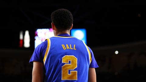 Lonzo Ball has question marks, but his potential is incredible