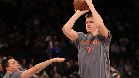 Porzingis isn't the player Knicks fans seem to believe he is