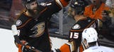 The beard is back: Patrick Eaves re-signs with Anaheim Ducks on three-year contract