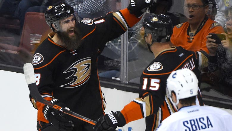 Anaheim Ducks announce preseason broadcast schedule
