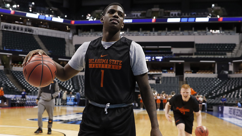 Jawun Evans | Philadelphia 76ers | College: Oklahoma State