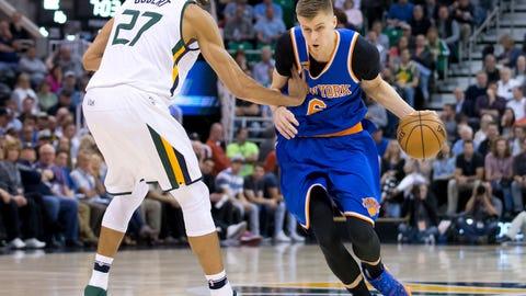 Trading Porzingis could make the Knicks better