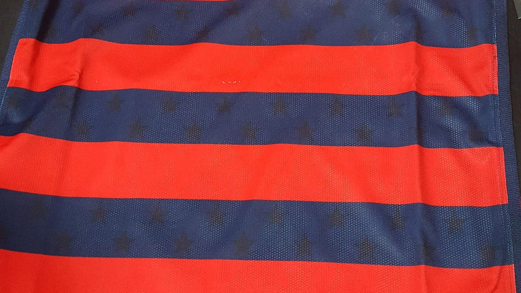 low priced 405d6 df1c1 USMNT's leaked new home kit has bold hoop design with stars ...