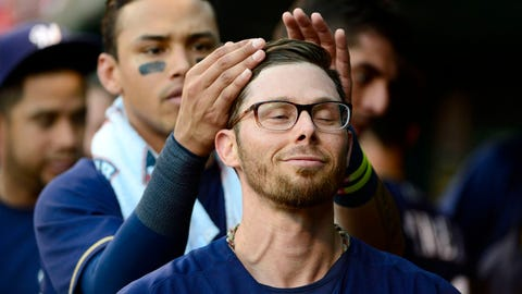 4. Eric Sogard: Welcome to the Jungle – Guns N' Roses