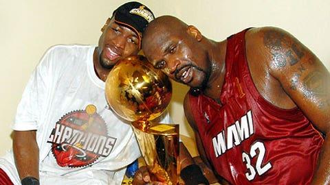 2006 Miami Heat (52-30, 16-7)