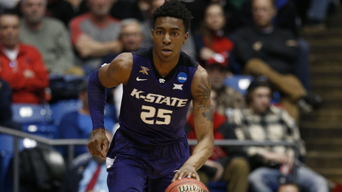 Wesley Iwundu | Orlando Magic | College: Kansas State
