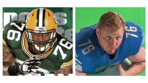 Mike Daniels, Packers defensive lineman