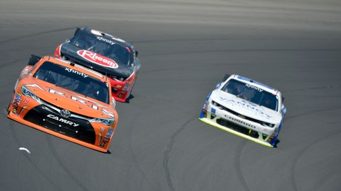 First NASCAR XFINITY Series practice