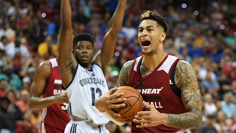 Heat come up short in 2OT against Grizzlies in Summer League quarterfinals