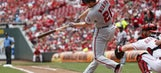 Murphy's two homers lead Nationals to 14-4 rout of Reds