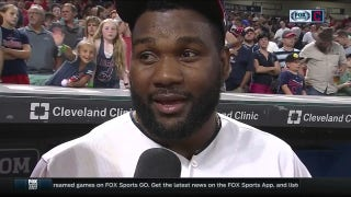 'Abe Ruth' says Cleveland has been working hard for a night like Friday