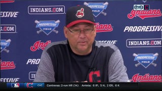 Terry Francona on Indians bats awakening: 'Hitting can get contagious'