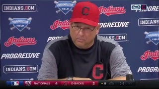 Indians skipper Terry Francona says Salazar's been working, Lindor delivered after error