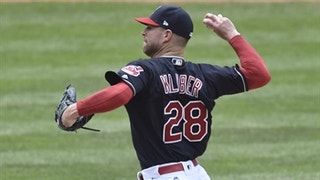 HIGHLIGHTS: Kluber fans 14 batters on the way to Indians sweep