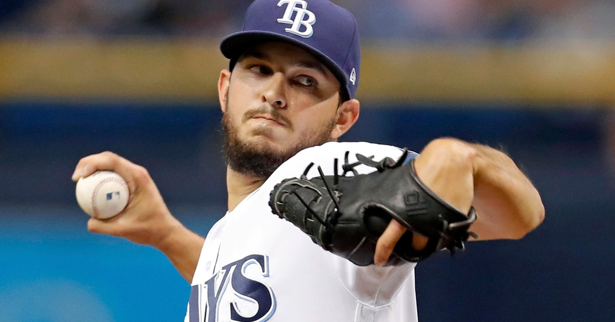 Tampa Bay Rays 5, Baltimore Orioles 4