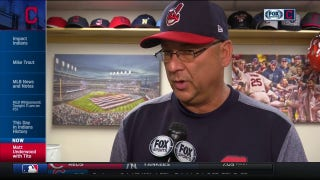 Terry Francona says Indians likely won't make too much noise at trade deadline