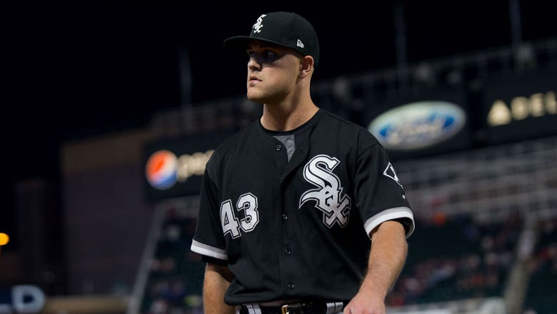 Rays acquire LHP Dan Jennings from White Sox