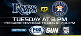 Preview: Rays turn the page, look to bounce back against Astros