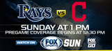 Preview: Rays get big test as they aim for series split with Indians
