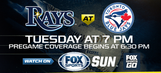 Preview: Rays hope bats come alive vs. Blue Jays' Estrada