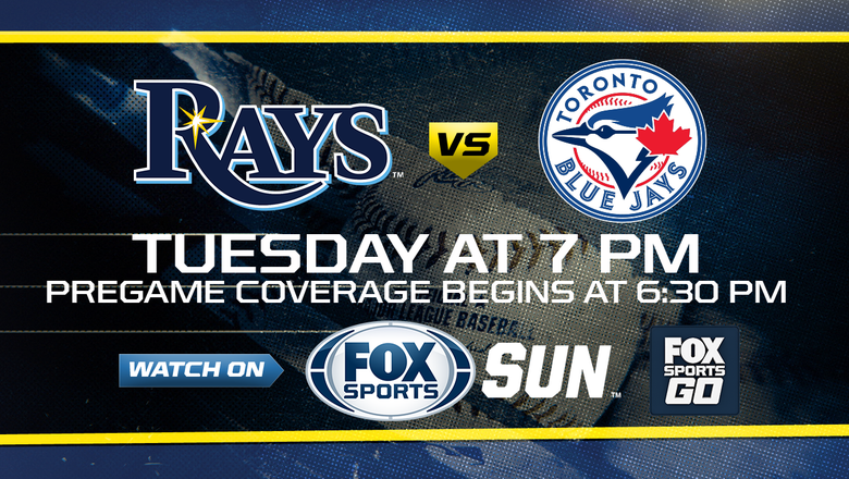 Preview: Rays and Jays back at it again, this time at The Trop