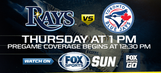 Preview: Alex Cobb returns as Rays close out vs. Blue Jays