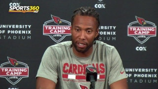 Larry Fitzgerald: 'I don't know what the future holds'