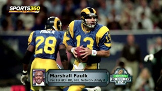 Marshall Faulk couldn't have been more wrong about Kurt Warner