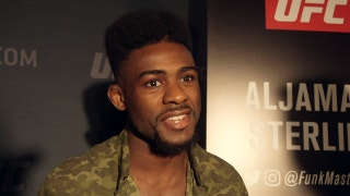 Aljamain Sterling reflects on his journey to UFC 214 and how Jon Jones helped lead the way