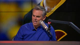 Is LeBron James' greatness one of the reasons Kyrie Irving wants out? | THE HERD