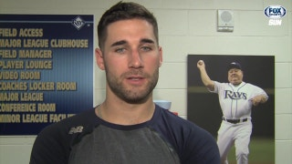 Rays' Kevin Kiermaier interested to see Tim Tebow in person