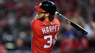 Bryce Harper absolutely crushes solo homer