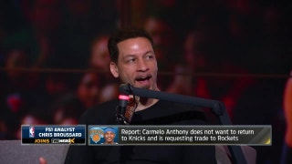 Would Carmelo be a good fit in Houston? | THE HERD