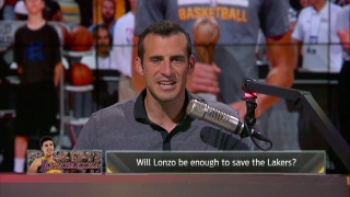 Doug Gottlieb on what Lonzo Ball could do for the Lakers that Kobe couldn't | THE HERD