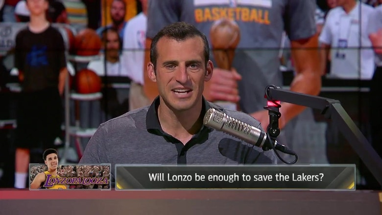 Doug Gottlieb on what Lonzo Ball could do for the Lakers that Kobe couldn't   THE HERD
