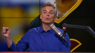 Why Kyrie Irving's reported trade request is a 'first-world problem' in Cowherd's eyes | THE HERD