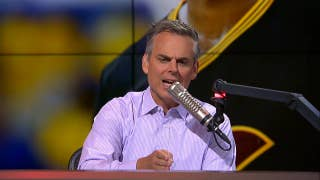 Colin details the real reason Kyrie Irving actually wants a trade away from LeBron | THE HERD