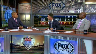 Dontrelle Willis and Nick Swisher discuss whether Bryce Harper is clear choice for NL MVP   MLB WHIPAROUND