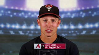 Jake Lamb on Robbie Ray: 'Completely different on start day'