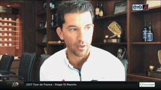 Mike Hazen: Martinez a good fit for us
