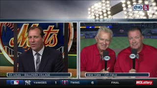 McCarver on Sierra: 'He gives the Cardinals an element they don't have'