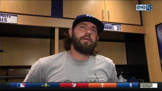 Hammel: 'It's midsummer heat at its best here in KC'
