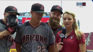 Jake Lamb gets back on track with 2 homers vs. Reds