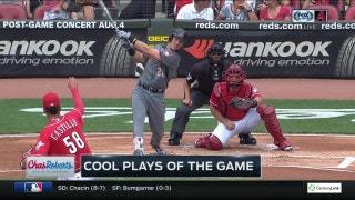 HIGHLIGHTS: Dbacks break out the home run stick