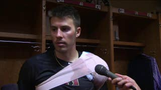 Patrick Corbin: You just gotta be ready.