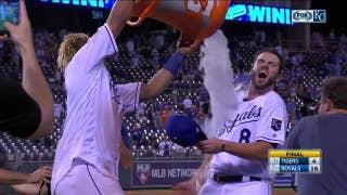 Moose gets a Salvy Splash after Royals blow past Tigers