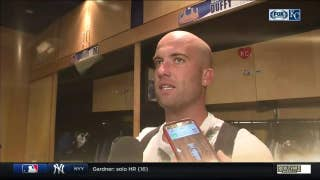 Duffy on Royals' playoff hunt: 'We're right where we need to be'