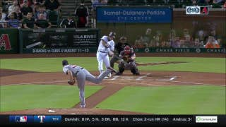 HIGHLIGHTS: D-backs go back to back to back off Max Scherzer