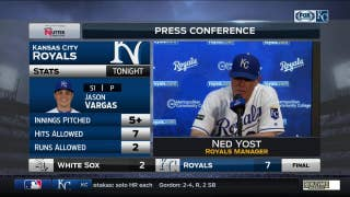 Ned Yost on Mike Moustakas: 'He's definitely locked in'