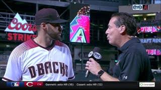 J.D. Martinez: 'It was like getting a little monkey off my back'